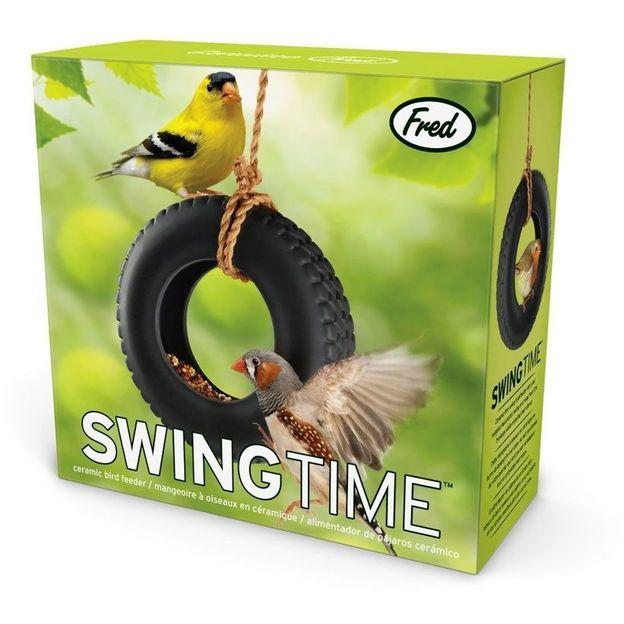 Mangeoire oiseaux Swing Time