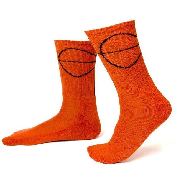 Basketball Ball Socks