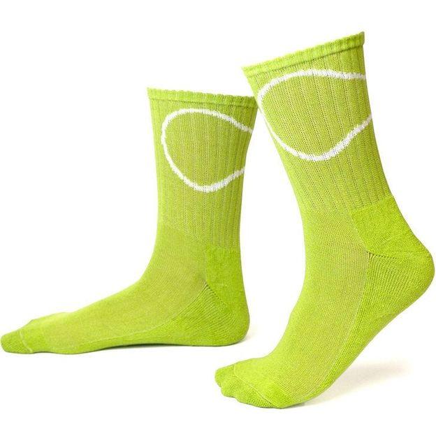 Chaussettes à motifs - Balle de Tennis
