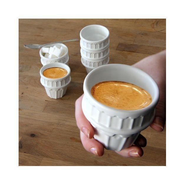Pisa Kaffee Tassen Turm