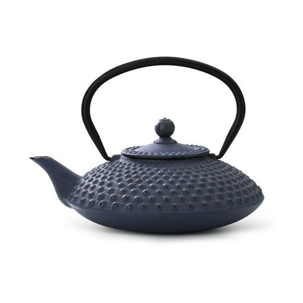 Teekanne Jing 1,25 Liter - blau