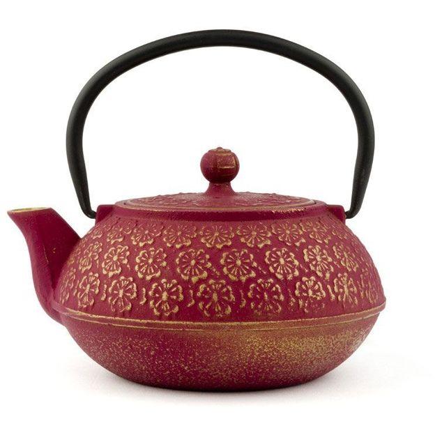 Service à thé fonte Shanghai 0,6 l