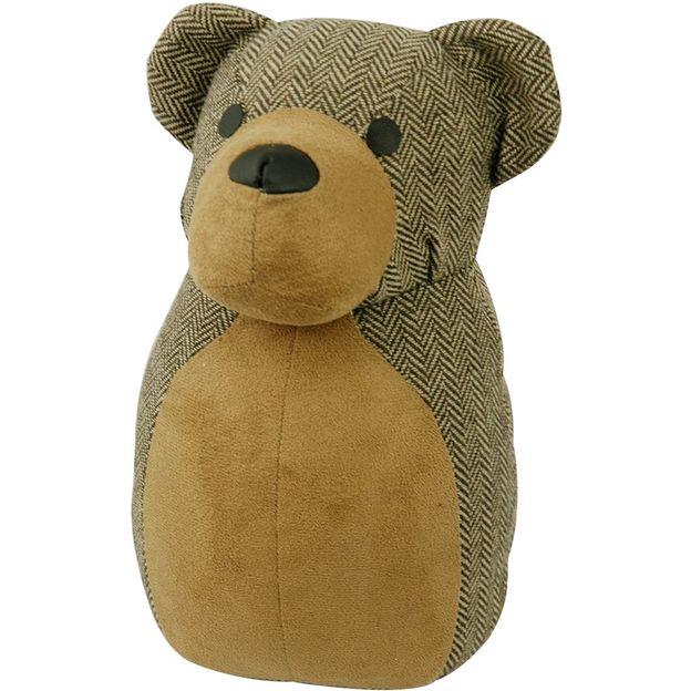 Tierische Türstopper Bär