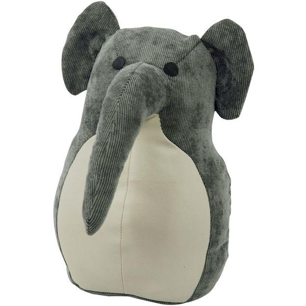 Tierische Türstopper Elefant
