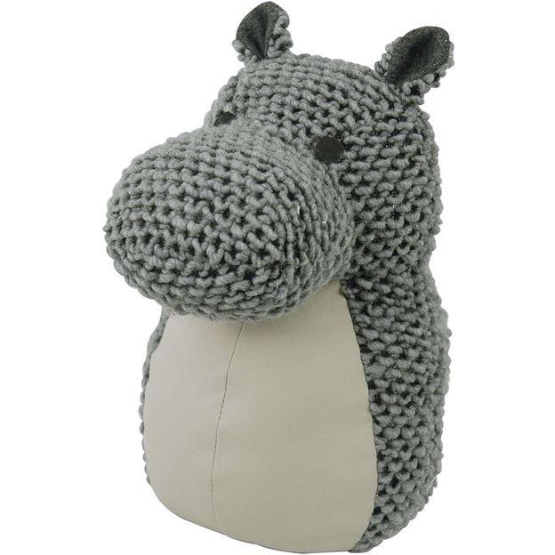 Butoir de porte Hippopotame