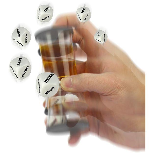 Trinkspiel Würfel