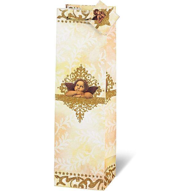 Pochette cadeau Vin Ange de Raffael
