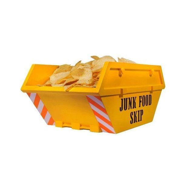 Schüssel Junk Food Bowl