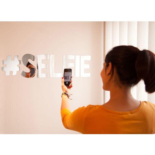 Miroir Selfie Adhésif