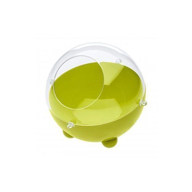 Orion distributeur de petites capsules- Vert pomme