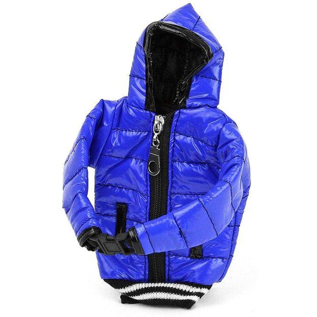 Smartphone Jacke Blau