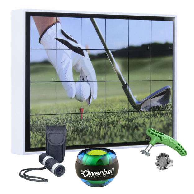 Adventskalender Golf