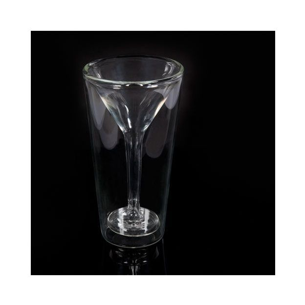 Glastini coupe à Martini dans verre