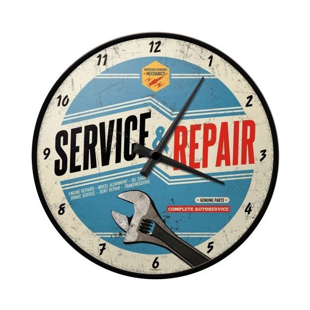 Service & Repair Wanduhr