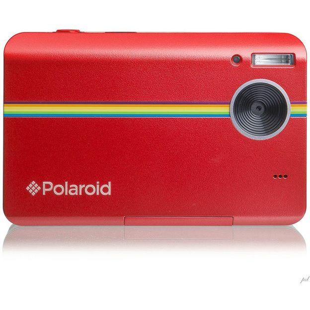 Appareil Photo Polaroid numérique Z2300 rouge