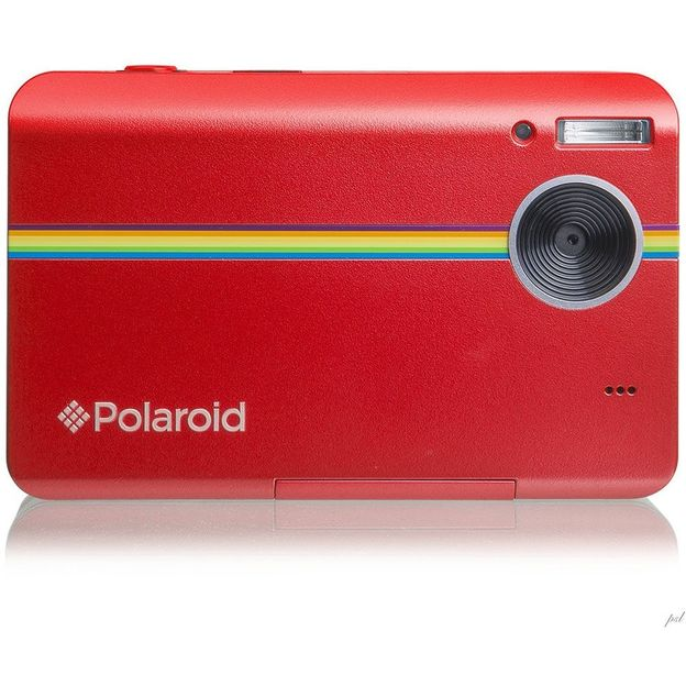 Polaroid 10-Megapixel Kamera Z2300 rot