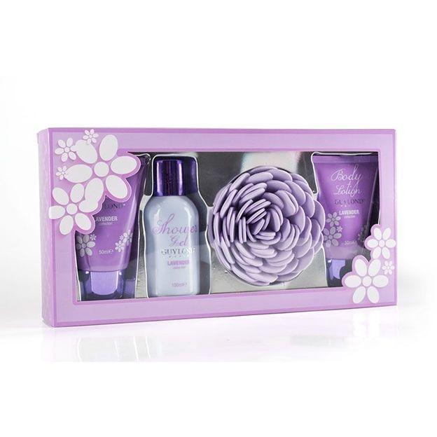 Geschenkset Lavender Collection