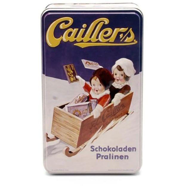 Cailler Napolitains boîte métal Vintage 300g