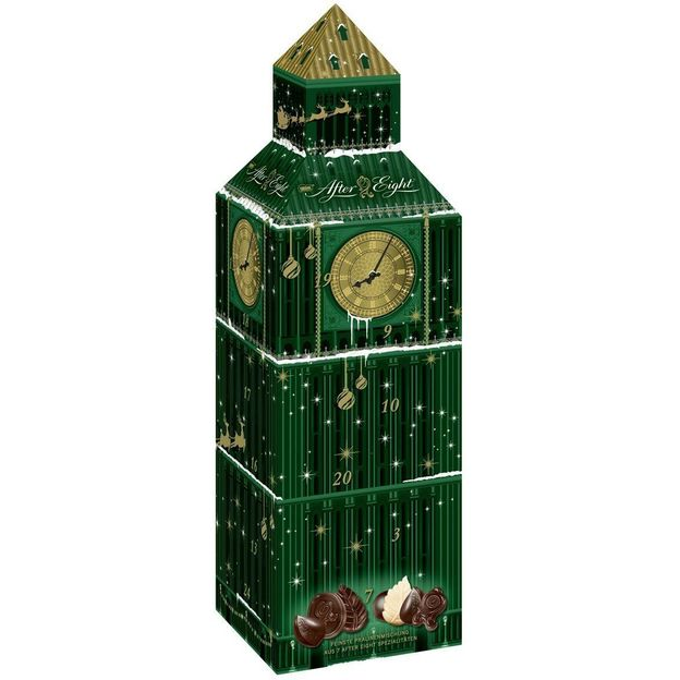 Calendrier de l'Avent After Eight Big Ben