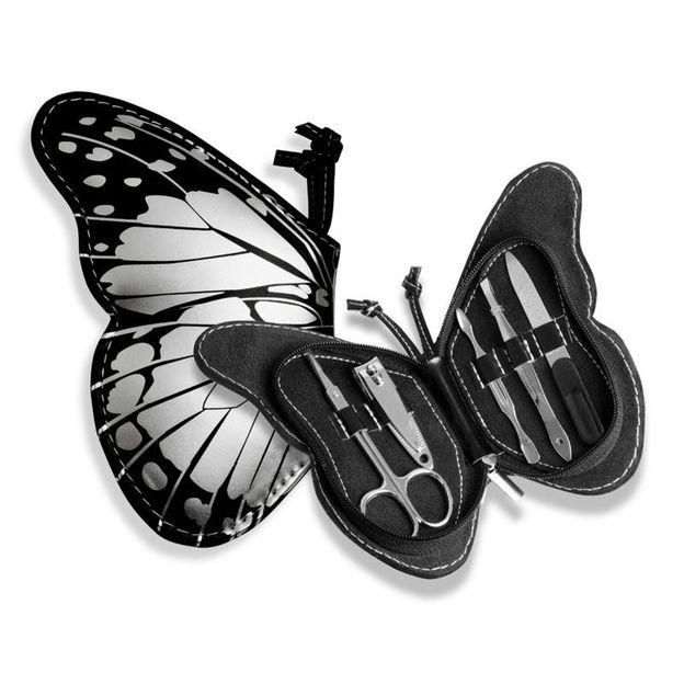 Manucure trousse Papillon