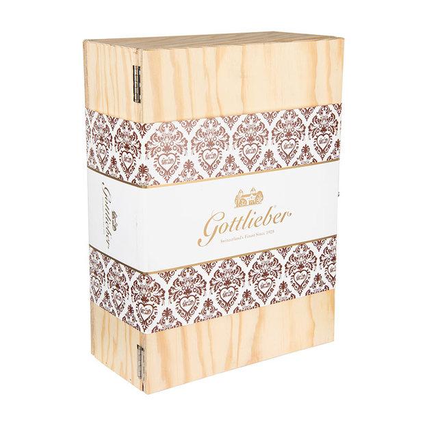 Gottlieber Schokoladenfondue Set