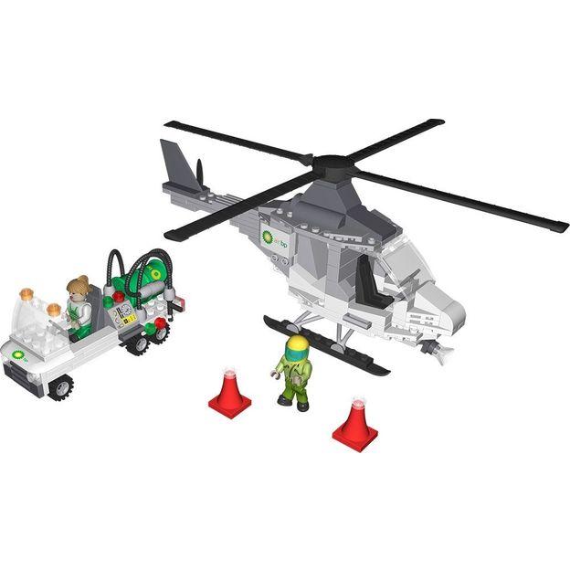 Cobi BP Helikopter