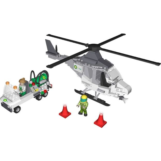 Cobi BP Helikopter