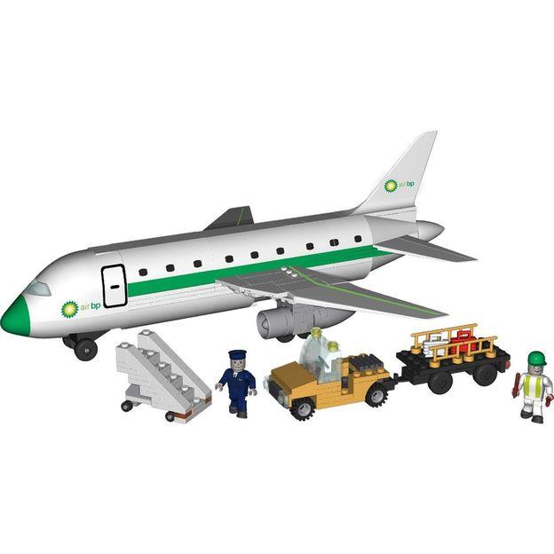 Cobi BP Flugzeug