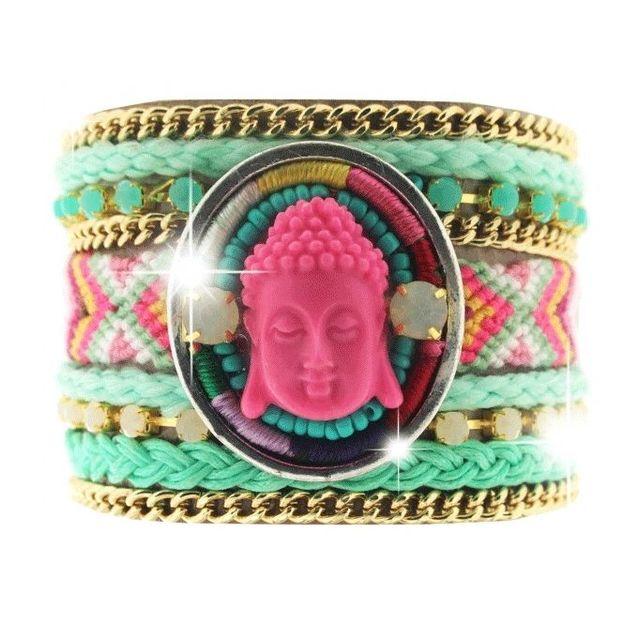 Bracelet Holiday 7 argent Multi