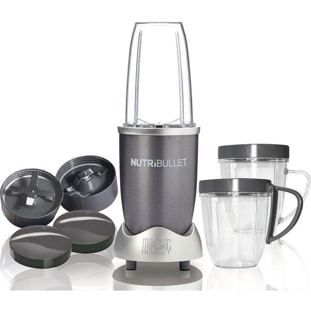 NutriBullet Extracteur de jus et nutriments gris