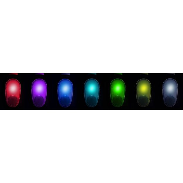 Tapis hydromassage multicolore