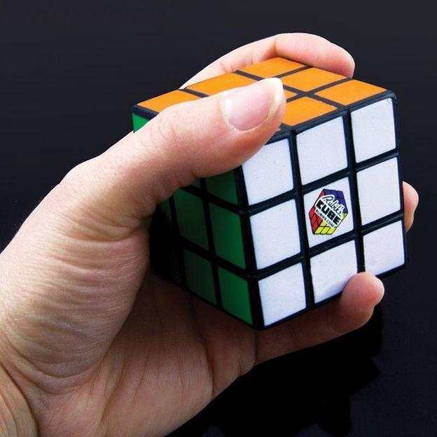 Stressabbau Knetball Rubik's Cube