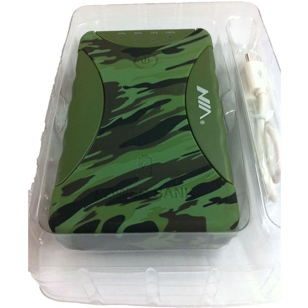Power Bank Army Camouflage 11200 MAh
