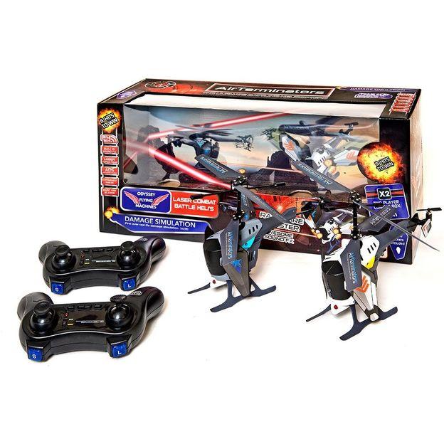 Air Terminators Battle Helikopter