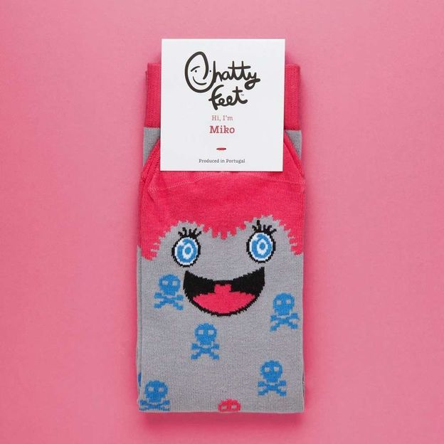 Chaussettes Miko Taille M