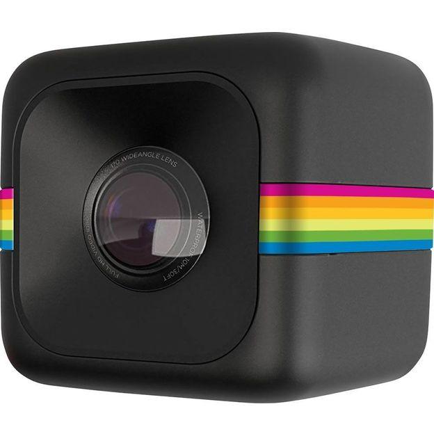 Polaroid Action-Kamera Cube 6MP, schwarz