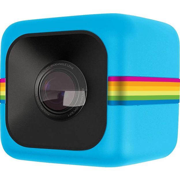 Polaroid Cube caméra d'action caméscope 6MP, bleu