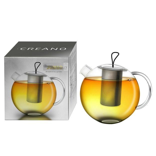 Creano Glas Teekanne Jumbo 1.5 L