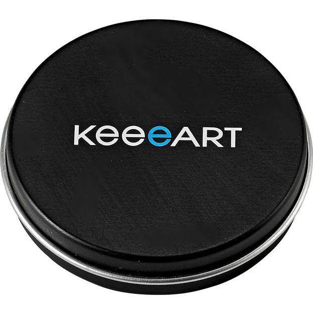 KeeeART couvre-clé Keeetop My Nr 1 acier