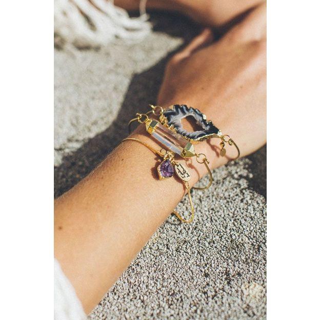 Armband Lia - améthyste