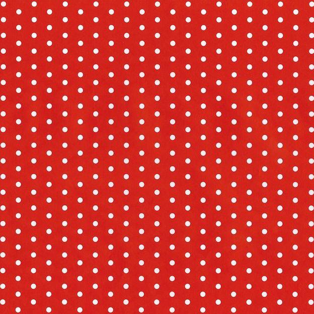 Geschenkpapier Rolle Polka Dots