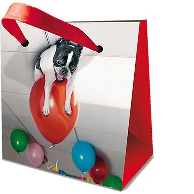 Mini Geschenktasche Party Hard