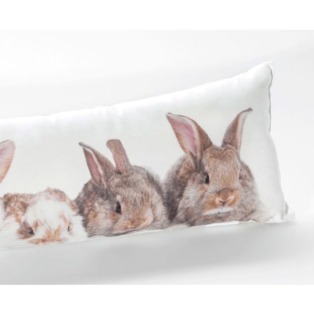 Coussin Lapins anti courant d'air