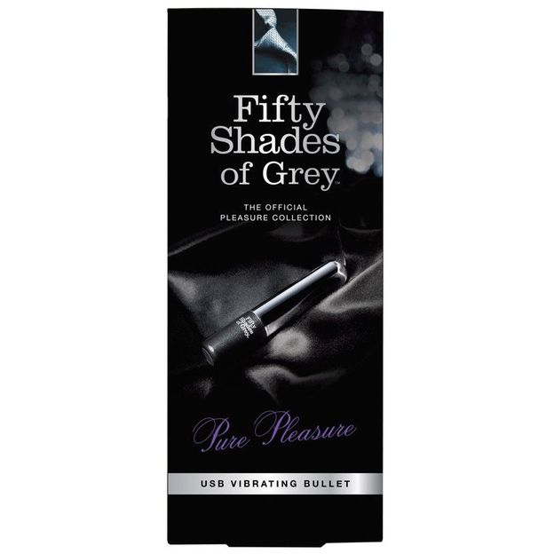 Fifty Shades of Grey Vibrator Pure Pleasure