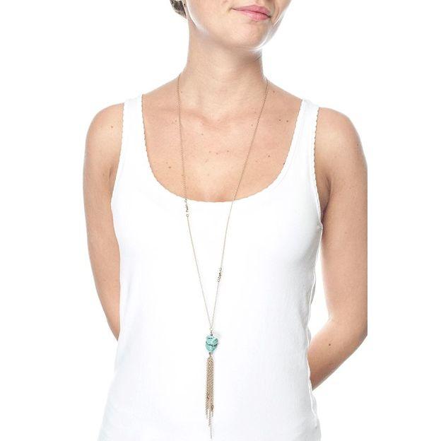 Halskette Noa turquoise