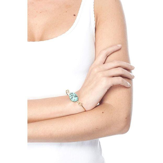 Armband Noa turquoise