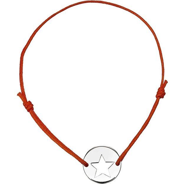 Bracelet Mojo Tini Etoile Orange