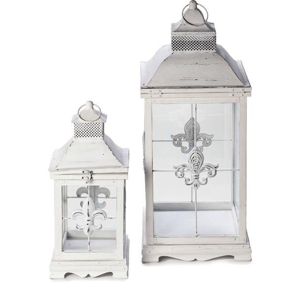 Lanternes Castell 2 pièces
