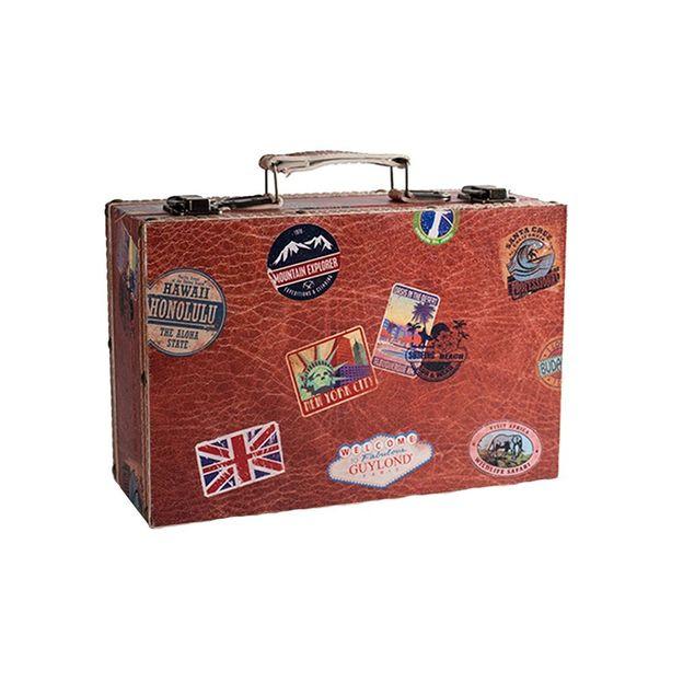 Schminkkoffer Vintage Suitcase