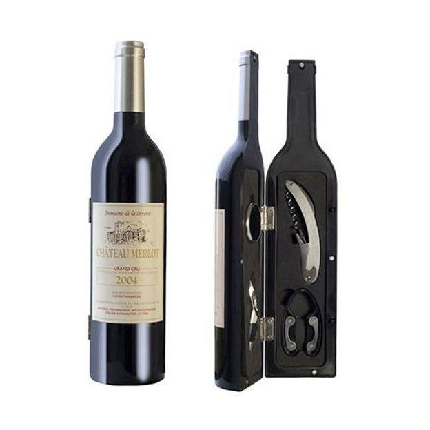Weinflasche Öffnungsset